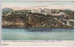 MADEIRA  REID'S PALACE HOTEL PRECURSEUR 1907 - Madeira