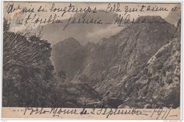 MADEIRA  GRANDE CURRAL 1909 - Madeira