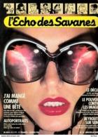 L'Echo Des Savanes -n° 15 -Octobre 1983 - L'Echo Des Savanes