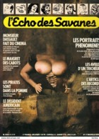 L'Echo Des Savanes -n° 17 -1er Trimestre 1984 - L'Echo Des Savanes