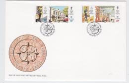 Isle Of Man 1990 FDC Europa CEPT  (NB**LAR3B16) - Europa-CEPT