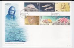 Isle Of Man 1994 FDC Europa CEPT  (NB**LAR3B16) - Europa-CEPT