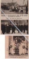 WESTMALLE JAREN '30 DIAMANTEN BRUILOFT CORNEEL DOMS-ROMBOUTS / BEGRAFENIS ALFRED MATTHIJS - Unclassified
