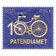Estonia 2019  Patent Office 100. - Estonie