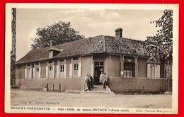 BRAILLY - CORNEHOTTE  --  Café - Débit De Tabacs Devaux - Poste Rurale - Bray Sur Somme