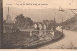 CPA - Belgique - Wegnez - Pont De La Raye Et Route De Pepinster - Pepinster