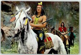 53071606 - Filmszene Das War Buffalo Bill - Cinema