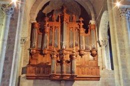 Carcassonne (11 - France) Grand Orgue De La Basilique Saint Nazaire - Facteur : Jean De Joyeuse (1684) - Carcassonne