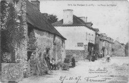 LE VERGER Place De L'église - Autres Communes