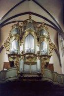 Ribeauvillé (68 - France) Grand Orgue De L'Eglise Saint Grégoire - Ribeauvillé