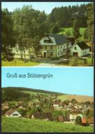 C8602 - TOP Stützengrün Gaststätte Stollmühle Mühle - Bild Und Heimat Reichenbach - Allemagne