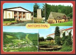 C8600 - TOP Antonsthal Klubhaus - Bild Und Heimat Reichenbach - Allemagne
