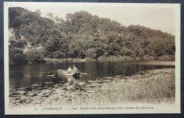 CPA 44 GUENROUET - L'Isac, Rivière Très Poissonneuse Bien Connue Des Pêcheurs - Loquet 21 - Réf Z 12 - Guenrouet
