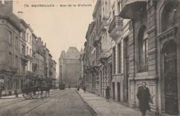 G9- BRUXELLES - ST GILLES - LA RUE DE LA VICTOIRE - (2 SCANS) - St-Gilles - St-Gillis