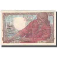France, 20 Francs, Pêcheur, 1950-02-09, TTB, Fayette:13.17, KM:100d - 1871-1952 Antichi Franchi Circolanti Nel XX Secolo