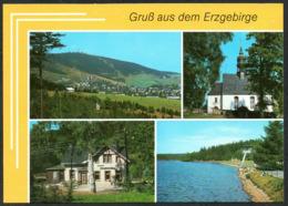 C8593 - TOP Erzgebirge Gruß Aus - Gaststätte Brettmühle Mühle - Bild Und Heimat Reichenbach - Allemagne