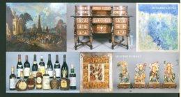 ITALIA - POSTATARGET CARD - VINO LIQUORE - BAROLO AMARONE BARBERA - SCOTCH WHISKY - Vini E Alcolici
