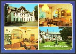 C8592 - TOP Waldhaus Maehltheuer GaststätteReichsbahn Ferienheim Bww Frankenberg - Bild Und Heimat Reichenbach - Frankenberg