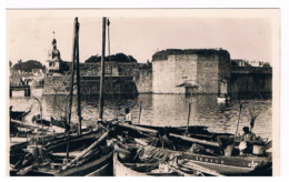 CPA CONCARNEAU Avant Port - Concarneau