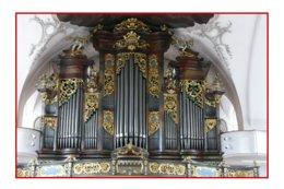 Orgues De Suisse (Canton De Schwyz) Schwyz : St Martin - Orgue Reconstruit En 1967/1970 Par La Manufacture Kuhn - SZ Schwyz