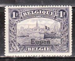 OC97*  Timbres De 1915 Surchargés EUPEN - Bonne Valeur - MH* - LOOK!!!! - Guerre 14-18