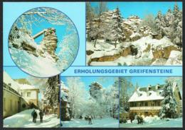 C8588 - TOP Greifensteine Ehrenfriedersdorf - Bild Und Heimat Reichenbach - Ehrenfriedersdorf