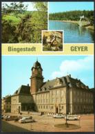 C8586 - TOP Geyer - Bild Und Heimat Reichenbach - Geyer