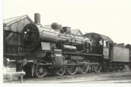 Stoomtrein Type 64 Real Photographs Co.ltd 69 Stanley Road Broadstairs Kent  (2099) - Treni