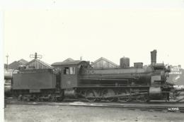 Stoomtrein  Real Photographs Co.ltd 69 Stanley Road Broadstairs Kent  (2100) - Treni