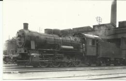 Stoomtrein Type 81  Real Photographs Co.ltd 69 Stanley Road Broadstairs Kent  (2101) - Treni