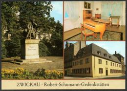 C8574 - TOP Zwickau Robert Schumann Haus - Bild Und Heimat Reichenbach - Zwickau