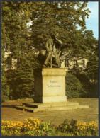 C8563 - TOP Zwickau Robert Schumann Denkmal - Bild Und Heimat Reichenbach - Zwickau