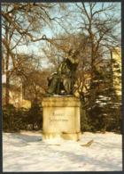 C8562 - TOP Zwickau Robert Schumann Denkmal - Bild Und Heimat Reichenbach - Zwickau