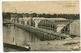 CPA - Carte Postale - France - Orléans - Le Nouveau Pont ( En Construction ) - 1905 (I10106) - Orleans