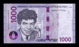 Armenia 1000 Dram 2018 Pick New SC UNC - Armenia