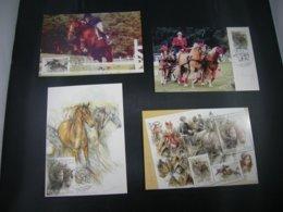 BELG.2002 3084 3085 & 3086 FDC Maxicards (Opwijk) Met Handtekening/signé Van/de Ontwerper / Dessinateur  René Hausman ! - FDC
