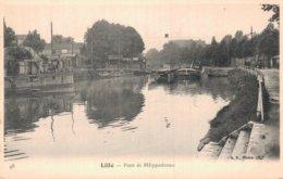 59 48 LILLE Pont De L'Hippodrome - Lille