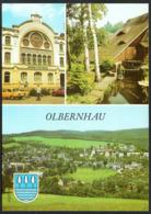 C8553 - TOP Olbernhau - Bild Und Heimat Reichenbach - Olbernhau
