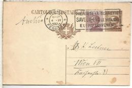 ITALIA ROMA 1927 MAT PUBLICIDAD TABACO TOBACCO SAVOIA - Tabaco