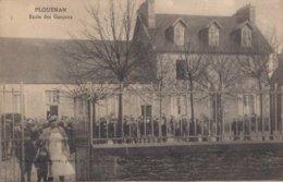 29 PLOUENAN Ecole Des Garçons - France