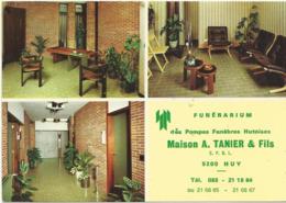 Funérarium Maison A.Tanier Et Fils Huy   (2134) - Hoei