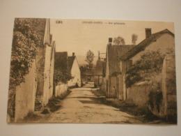 51 Coizard Joches, Rue Principale (A6p35) - Altri Comuni