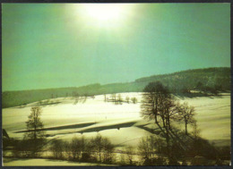 B2982 - TOP Motivkarte Winterlandschaft - Bild Und Heimat Reichenbach - Allemagne