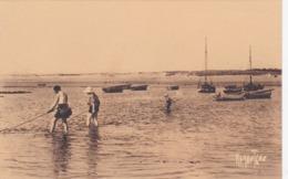 [85] Vendée > Sion Sur Ocean  Pêcheurs A La Crevettes - Andere Gemeenten