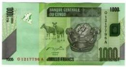 Congo 1000 Francs 2013 - Congo
