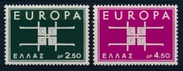 EUROPA CEPT - GRIEKENLAND 1963 - MNH** - (ref. 97) - Europa-CEPT
