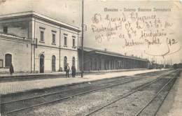 Italie - Sicile - Messina - Interno Stazione Ferroviaria - Messina