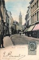 Mons - La Rue D' Havré - Couleurs - Edit. Hoffmann N° 3591 - Mons