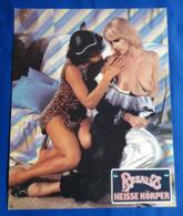 "Erotik-Kino-Film ""ROSALIE - HEISSE KÖRPER"" (nude - Woman - Nackt) # Original Altes Kinoaushangfoto # [19-1566] - Fotos"