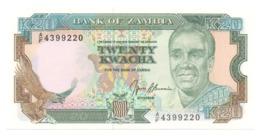 Zambia 20 Kwacha 1991 - Zambia